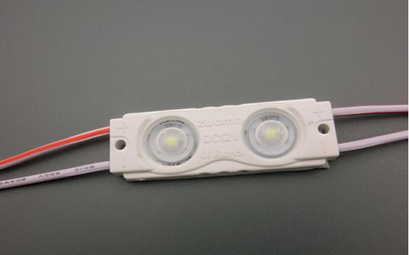 琢磨照明-2灯ABS注塑模组